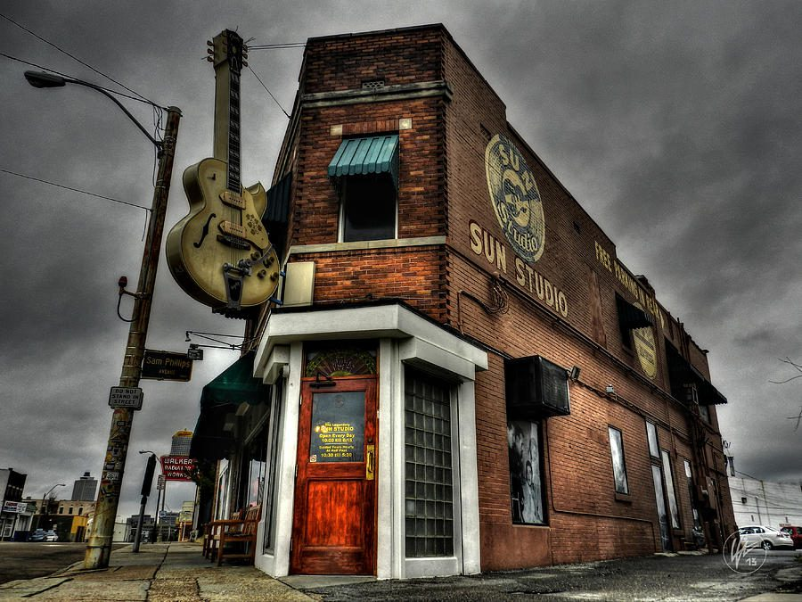 Live at the SUN Studio – Memphis