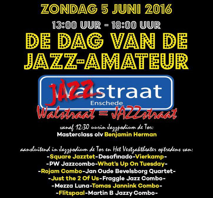 Dag van de Jazzamateur 2016